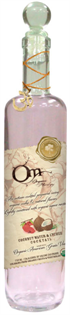Om Coconut Water & Lychee Cocktail 750ml